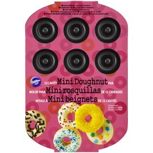 Wilton Mini Doughnut Pan, package view